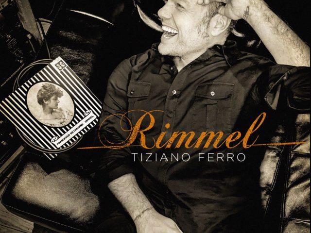 Tiziano Ferro annuncia un album di cover