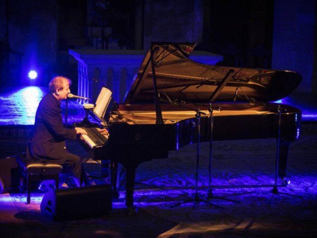 Wim Mertens il 22 settembre al Romaeuropa Festival