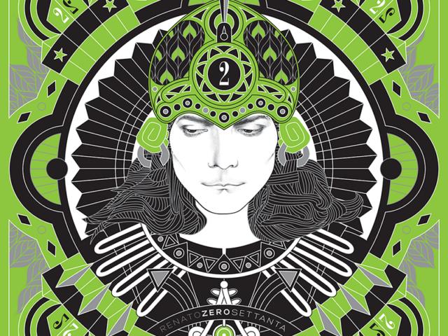 ZeroSettanta Volume Due: dal 30 ottobre la seconda parte del triplo disco di Renato Zero