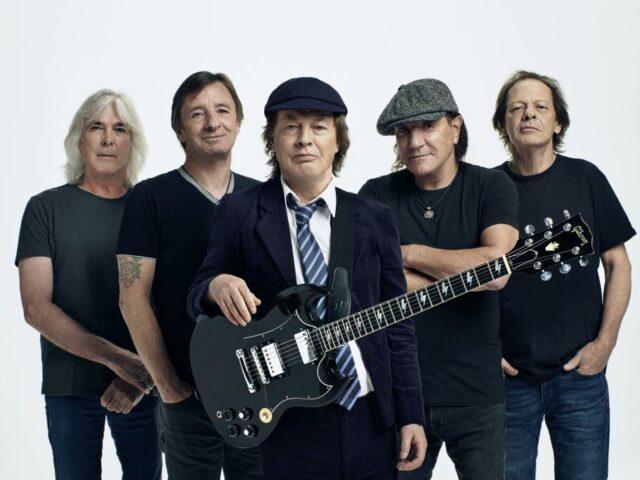 Gli AC/DC tornano con Power Up