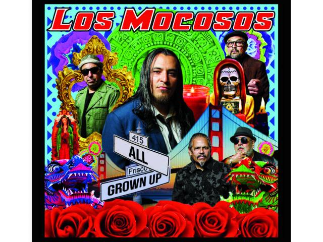 Los Mocosos – All Grown up