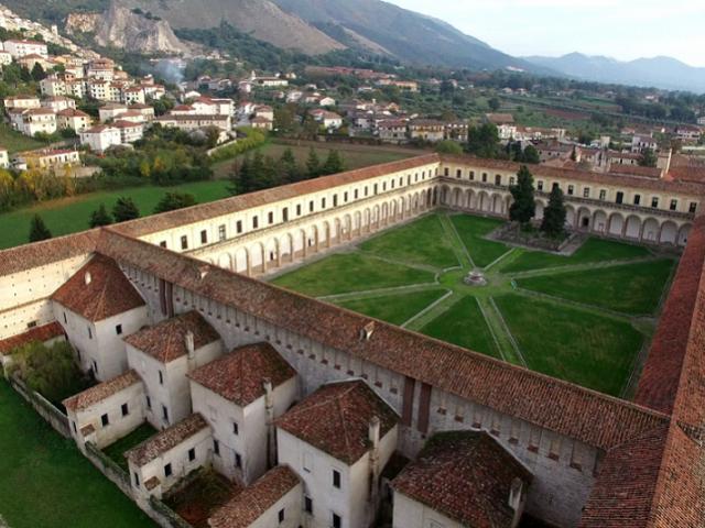Double Sky: la prima edizione dall'1 al 3 Ottobre alla Certosa di Padula