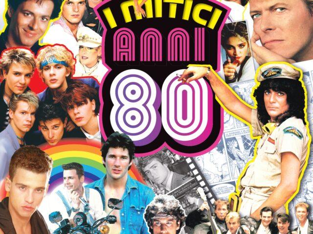 Cioè festeggia 40 anni con un numero speciale
