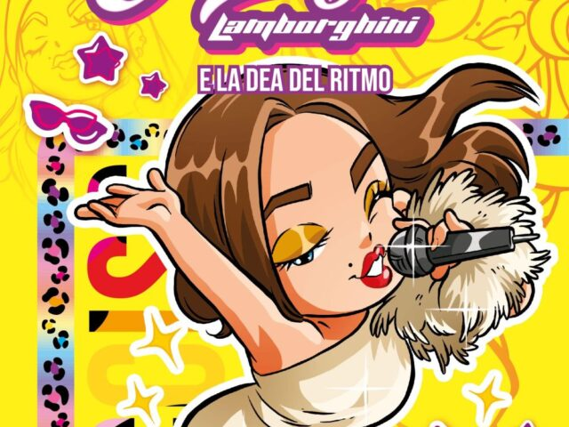 Elettra Lamborghini e la Dea del Ritmo: il 29 Ottobre esce questo libro a fumetti