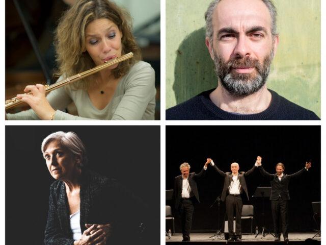 Flautissimo 2020 al Teatro Palladium di Roma dal 24 ottobre al 28 novembre