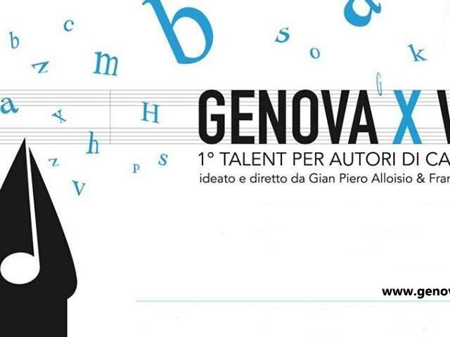Torna Genova per Voi il talent per autori di canzoni