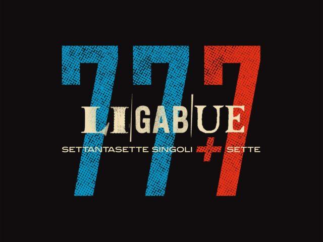 Ligabue festeggia 30 anni di carriera con 7 e l'antologia 77+7