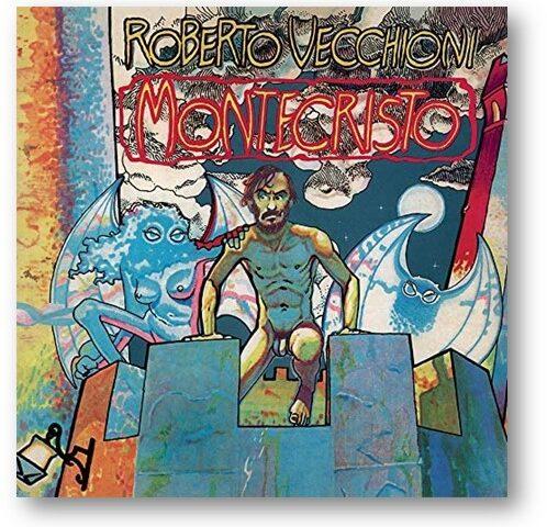 Roberto Vecchioni, torna in CD e vinile Montecristo