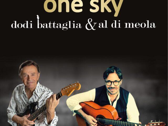 Dodi Battaglia e Al Di Meola insieme per One Sky