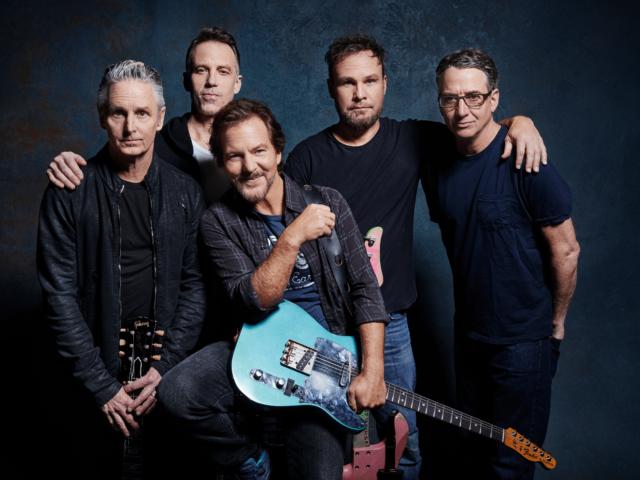Domenica 11 Ottobre arriva Get It Back, il nuovo brano dei Pearl Jam