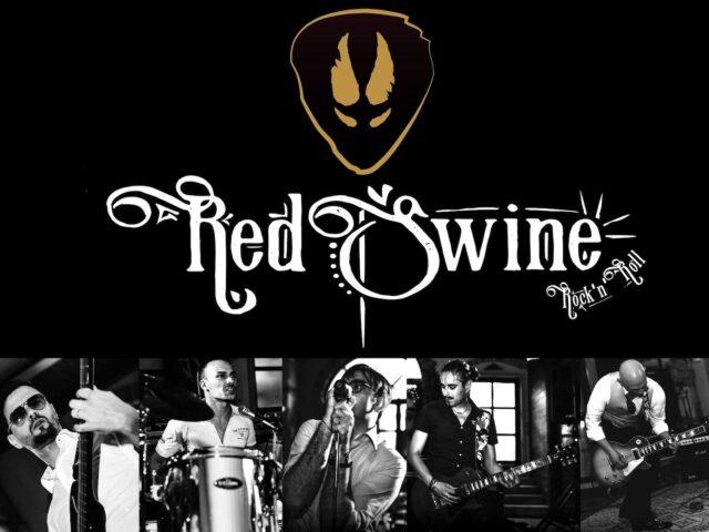 RedSwine: il rock è passato e futuro e tanto divertimento!!
