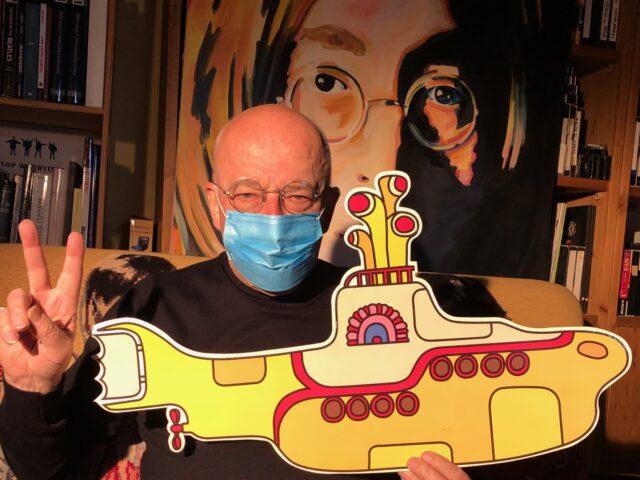 Rolando Giambelli e la mascherina…ma non di carnevale!