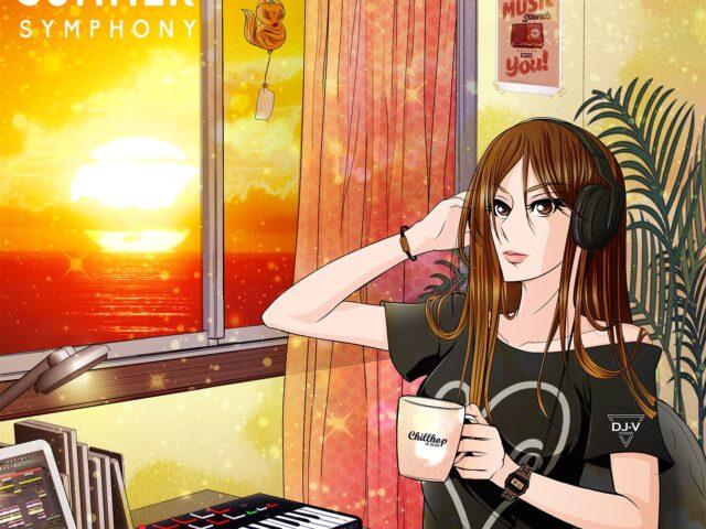 DJ-V torna con l'EP Summer Symphony