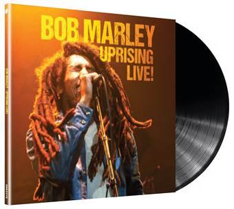 Bob Marley celebrato con un'edizione in vinile di Uprising Live