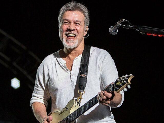 Addio a Eddie Van Halen, una chitarra oltre il cielo