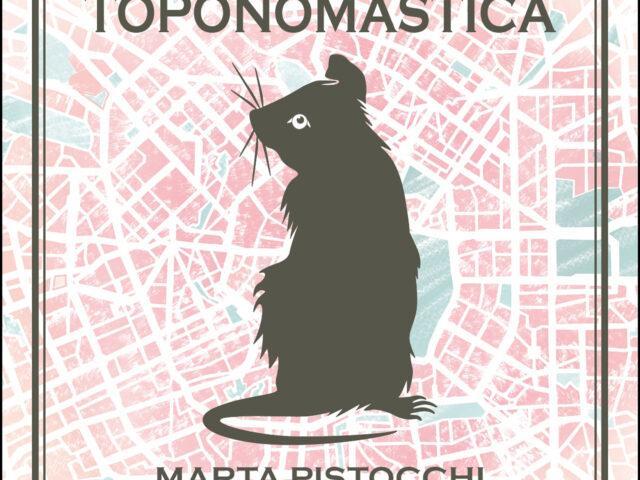 Esce oggi Toponomastica, primo disco da cantautrice di Marta Pistocchi
