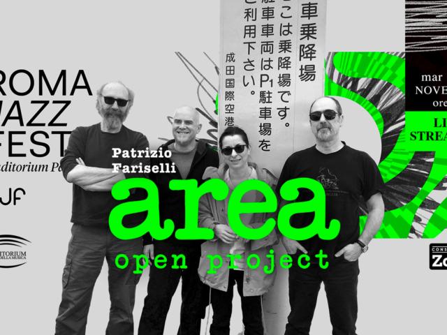 Roma Jazz Festival dal 10 al 20 novembre: otto concerti in streaming con Area Open Project, Cinelu, Molvaer, Drake, Katché, Canizares