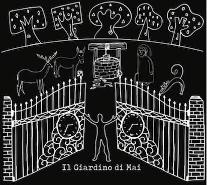 Diego Bitetto – Il giardino di Mai (cd 2020) onoterapia cantautorale tra Savona e Chagall