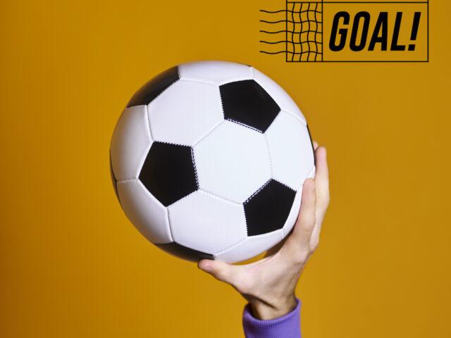 Avincola tira in porta e fa Goal!