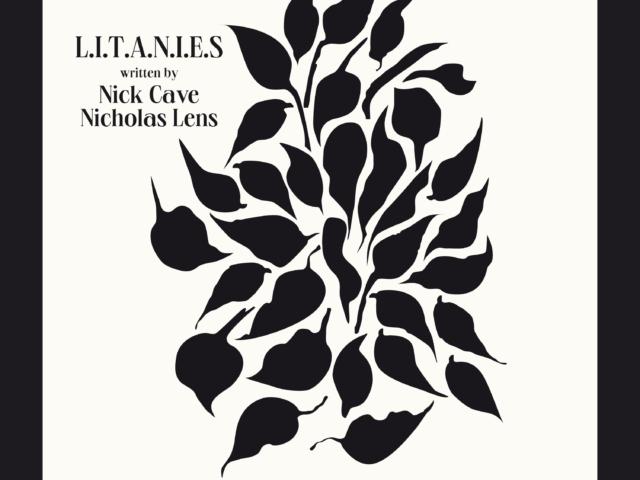 Nick Cave e Nicholas Lens insieme per 12 litanie