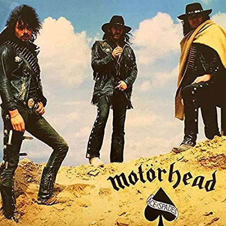 Deluxe edition di Ace of Spades, storico album dei Motörhead