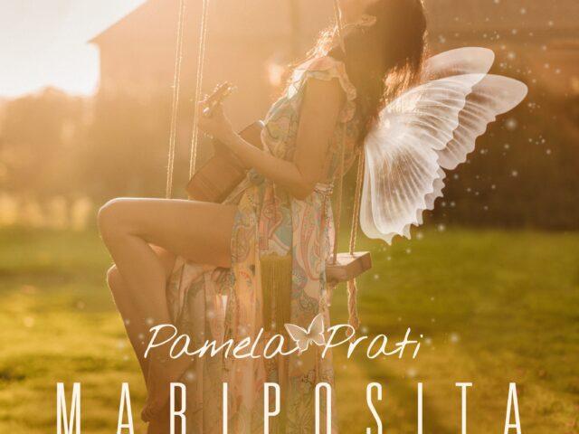 La showgirl Pamela Prati pubblica il singolo Mariposita, accompagnato da un bel videoclip