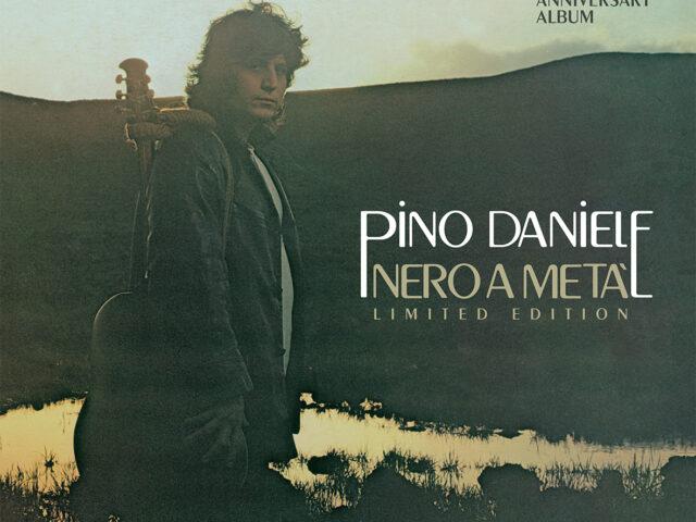 Pino Daniele, nuova edizione per Nero a Metà