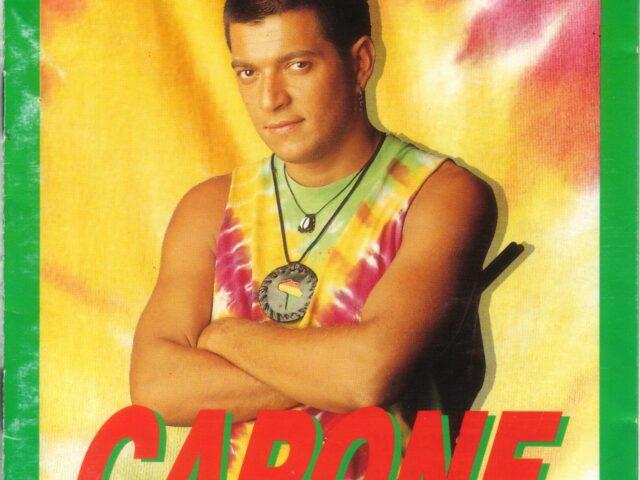 Il 23 Dicembre disponibile Capone, il cd d'esordio del 1993