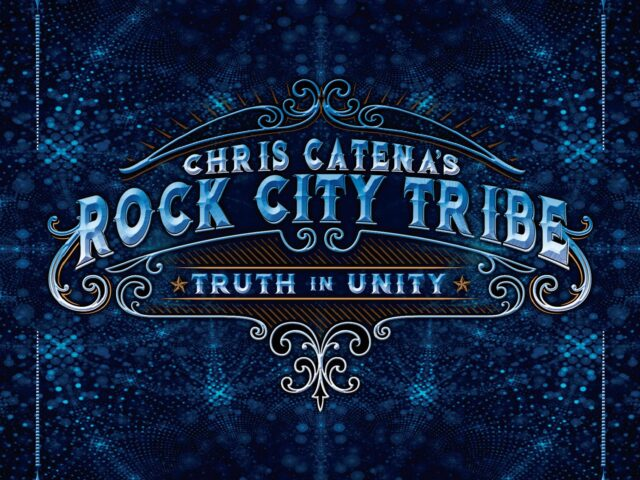 Chris Catena's Rock City Tribe – Truth In Unity (Grooveyard Records, 2020)