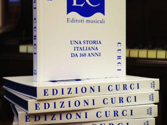 Un libro per ripercorre la vita delle Edizioni Curci dalla fondazione nel 1860 fino ai giorni nostri