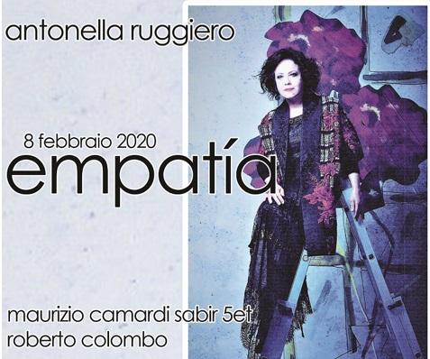 Antonella Ruggiero pubblica Empatìa