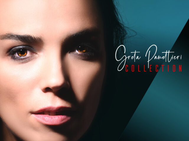 Collection (con successi in versione remastered) di Greta Panettieri, jazzista da 20 anni nello showbiz