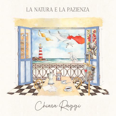 Chiara Raggi torna con La natura e la pazienza