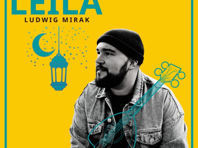 Ludwig Mirak pubblica un nuovo singolo per International Music and Arts, tra i colori del Marocco e la canzone d'autore