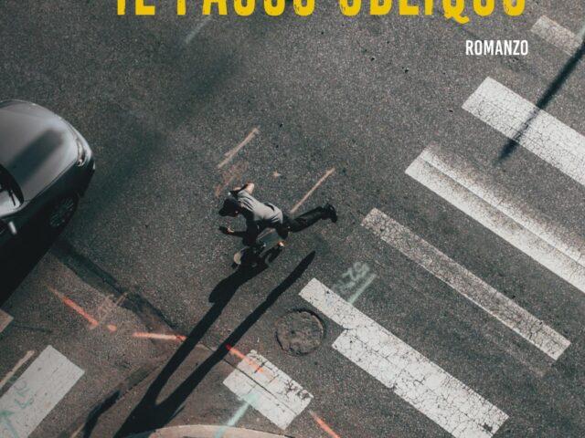 Marcello Zinno – Il passo obliquo (Edizioni BMS) un libro con foto che sogghignano per il dolore
