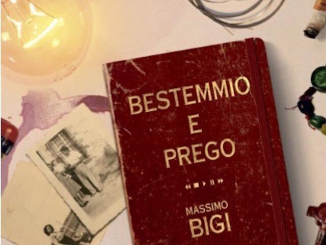 Massimo Bigi all'esordio discografico a 62 anni, grazie all'amico Enrico Ruggeri