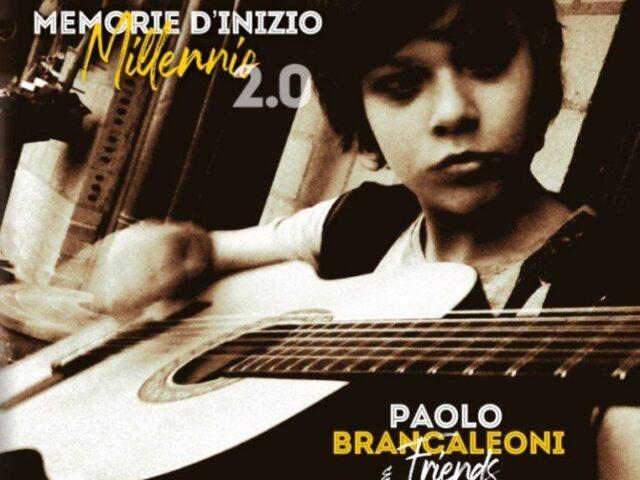 Paolo Brancaleoni festeggia 20 anni di carriera con il cofanetto Millennium