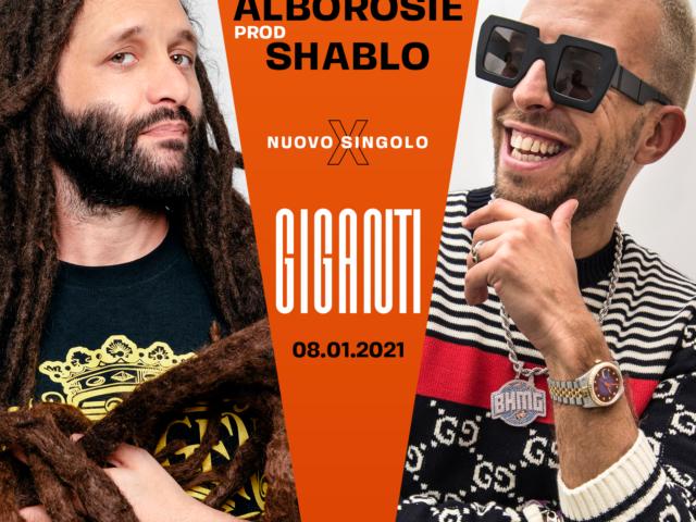Rap e urban con atmosfere black e sfumature soul: Giganti, nuovo brano degli Shakalab con Alborosie e prodotto da Shablo