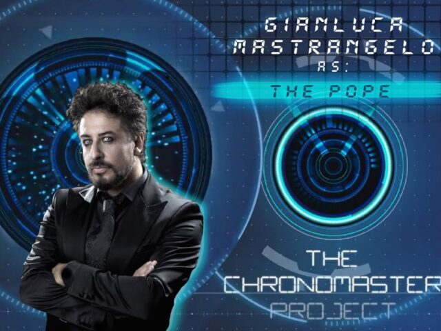 The Invaders' Chronicle Part 2: In Hoc Signo Vinces.  La metal opera sci-fi The Chronomaster Project annuncia The Pope..