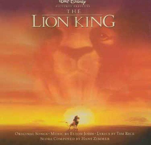Il Re Leone nelle musiche di Hans Zimmer