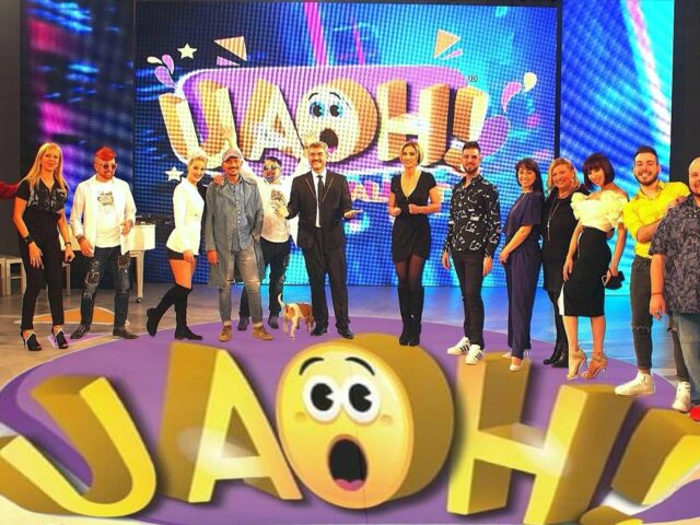 Uaoh! Il Talent: dal 12 dicembre su Gold Tv Odeon Tv