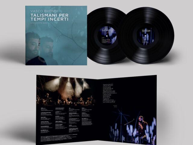 Vasco Brondi – Talismani per Tempi Incerti: disco dal vivo registrato durante il tour estivo