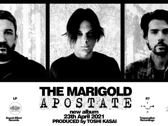 In arrivo ad aprile Apostate il nuovo album dei Marigold
