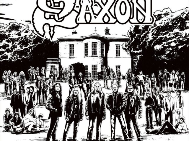 Saxon – Inspirations (Silver Lining Music)