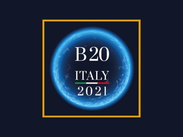 In corso il B20 con 3000 partecipanti per una comunità d'affari che conta oltre 6,5 milioni di imprese