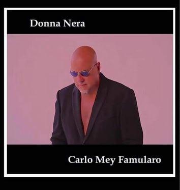 Carlo Mey Famularo ed il suo brano benefit Donna Nera