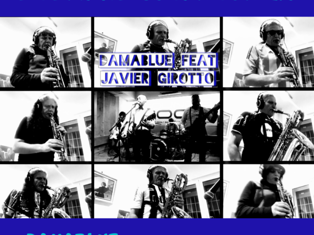 Javier Girotto ospite nel brano È Sempre Colpa Sua 2.0 dei Damablue