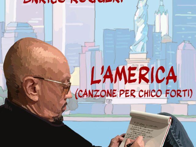 L'America (Canzone per Chico Forti) l'inedito di Enrico Ruggeri