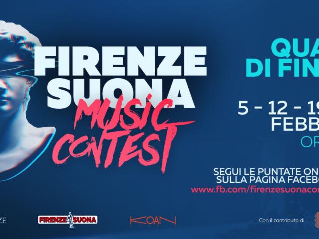 40 addetti ai lavori votano al Firenze Suona Music Contest