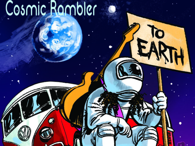Francesco Fry Moneti – Cosmic Rambler (NML New Model Label 202)